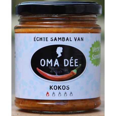 Sambal Kokos (200ml)